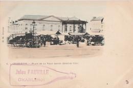 267.CHARLEROI. PLACE DE LA VILLE HAUTE - Charleroi