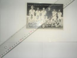 Photo Football EQUIPE LILLE LOSC 1966/1967 Houen Petyt Navarro Mezzara  .... - Andere