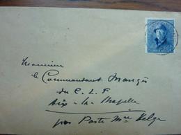 1920  Lettre  25C   Cachet Conférence Diplomatiques    PERFECT - Covers & Documents