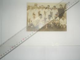 Photo Football EQUIPE LILLE LOSC 1966/1966  Bourbotte Debuf Rossi Kalinski Samoy ... - Andere