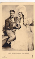 Eddy Nelson & Jeanette Mac Donald.Latvian Edition Nr.3014 - Acteurs