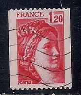 FRANCE  N°   1981 B   OBLITERE - Gebraucht