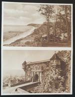 """Deutsches Reich 1934, Postkarte Doppelkarte """"WHW"""" P254 Beide Ohne Wertstempel - Ungebraucht - Storia Postale"""