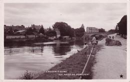 """NOGENT Sur SEINE -   Vue Prise Du Pont-Vert   - Carte Postale Offerte Par """" Le Petit Journal """" - Nogent-sur-Seine"""