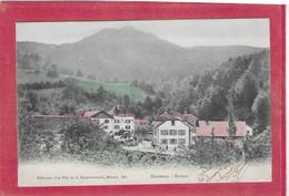 25,- GOUMOIS- Suisse ( Colorisée ) - Other Municipalities