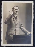 """Deutsches Reich 1942, Postkarte """"Adolf Hitler"""" PRAG Roter Sonderstempel - Storia Postale"""