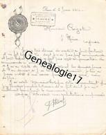 59 4696 DOUAI NORD 1913 CAFE DE LA BOURSE Des Ets L. THERY Succ ACHILLE Rue Saint Jacques - 1900 – 1949