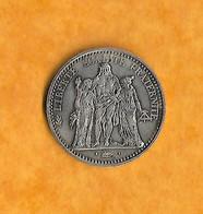 PIECE 10 FRANCS ARGENT  TYPE HERCULE - 1967 - K. 10 Francs