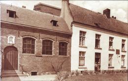"""Godshuis """"De Vergnies"""", Bontemantelstraat 13, Antwerpen. - Antwerpen"""