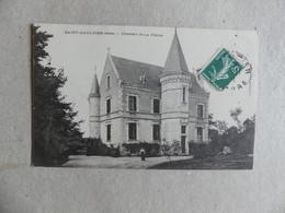 Saint Gaultier Château De La Plante - Otros Municipios