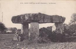 Charente - Saint-Fort-sur- Le-Né - Le Dolmen - Otros Municipios