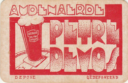 1  Speelkaart  -  Petra Devos -  Audenaarde - Sin Clasificación