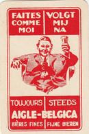1  Speelkaart  - Aigle - Belgica - Sin Clasificación