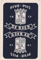 1  Speelkaart  - De  Baer - Sin Clasificación