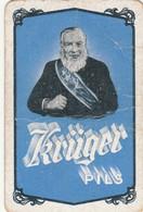 1  Speelkaart  - Kruger - Sin Clasificación