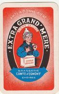 1  Speelkaart  -  Comte D' Egmont - Chievres - Sin Clasificación