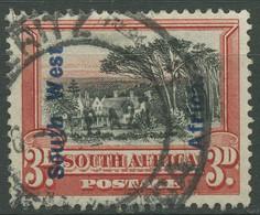 Südwestafrika 1927 Groote Schuur 98 Gestempelt - Africa Del Sud-Ovest (1923-1990)