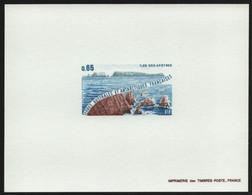 TAAF 1983 - Mi-Nr. 170 ** - MNH - Epreuve De Luxe - Iles Des Apotres - Non Dentellati, Prove E Varietà