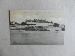 Combleux Les Bords De La Loire Quartier De L'écluse - Other Municipalities