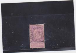 Belgie Nr 67 Bruxelles Abonnements - 1893-1900 Barbas Cortas