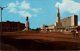 MOÇAMBIQUE - LOURENÇO MARQUES - Praça Mousinho De Albuquerque - Mosambik