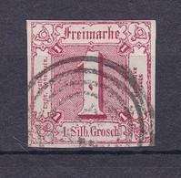 Thurn Und Taxis - 1862/64 - Michel Nr. 29 N4 - Gestempelt - Tour Et Taxis