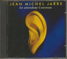 """CD+62-/- JEAN MICHEL JARRE  """" EN ATTENDANT COUSTEAU  """" - TBE - VOIR IMAGE VERSO POUR LES TITRES - DETAIL SUR DEMANDE - New Age"""