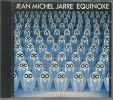 """CD+64-/- JEAN MICHEL JARRE  """" EQUINOXE  """" - TBE - VOIR IMAGE VERSO POUR LES TITRES - DETAIL SUR DEMANDE - New Age"""