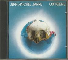 """CD+65-/- JEAN MICHEL JARRE  """" OXYGENE """" - TBE - VOIR IMAGE VERSO POUR LES TITRES - DETAIL SUR DEMANDE - New Age"""