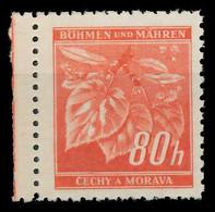 BÖHMEN MÄHREN 1941 Nr 66a Postfrisch X82870E - Nuovi