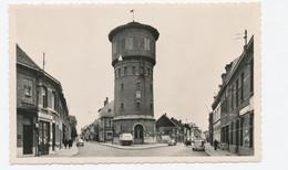 Turnhout: Watertoren - Vijfhoek (oldtimers) *** - Turnhout
