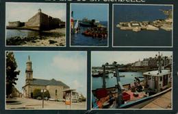 56-PORT LOUIS ET SA CITADELLE    VUES DIVERS....CPM - Port Louis