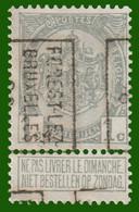 "PREO N° 1185 - Position B  ""FOREST-LEZ-BRUXELLES"" - Rolstempels 1894-99"