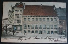 CPA Belgique - Gand - Le Marché Aux Foins  – Série 1 N°307 6 Editeur Albert Sugg.  – Animée, A Voyagé En 1906 - Otros