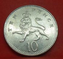 10 Pence 2003 - TTB+ - Pièce De Monnaie Collection Grande Bretagne - N19945 - 10 Pence & 10 New Pence