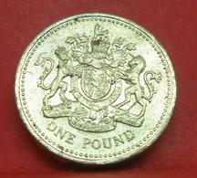 1 Pound 2003 - TTB+ - Pièce De Monnaie Collection Grande Bretagne - N19947 - 1 Pound