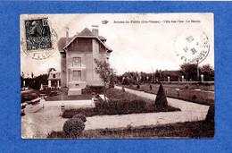 87 - ARNAC La POSTE : Villa Des Pins, Le Bassin. Ecrite En 1931 - Other Municipalities
