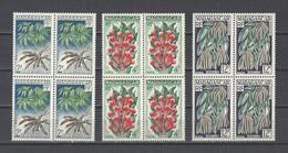 MADAGASCAR.  YT   N° 332/334   Neuf **  1957 - Unused Stamps