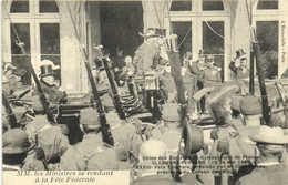 Union Des Sociétés De Gymnastique De  France CLERMONT FERRAND  19 20 Mai 1907 10 Fete Federale Presidée Par M Clemenceau - Clermont Ferrand