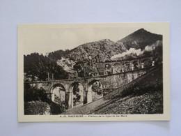 DAUPHINE (38/Isère) - Train à Vapeur Sur La Ligne De La Mure  / Montagne - Other Municipalities