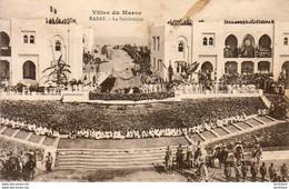 MAROC  RABAT  La Subdivision - Rabat