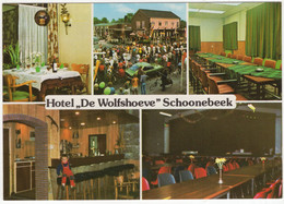 Schoonebeek: OPEL MANTA A - Hotel  'De Wolfshoeve' - (Holland) - Turismo