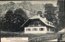 CPA Sankt Bartholomä Schönau Am Königssee, Jägerhaus Am Jagdschloss - Andere