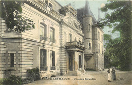 71 , FLACE LES MACON , Chateau Siraudin , * 381 15 - Autres Communes