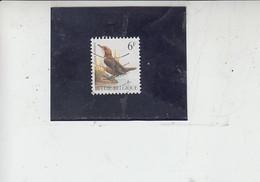 BELGIO   1992 - Unificato  2459° - Uccelli -.- - Spatzen