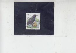 BELGIO   1996 - Unificato  2638° - Uccelli -.- - Spatzen