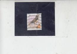 BELGIO   1996 - Unificato  2649° - Uccelli -.- - Spatzen