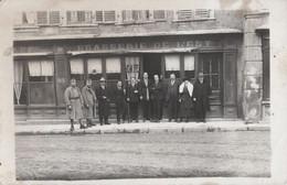 CARTE PHOTO - DELLE (TERRITOIRE DE BELFORT) - GRAND'RUE - BRASSERIE DE L'EST - Delle