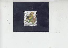 BELGIO   1991 - Unificato  2425° - Uccelli -.- - Spatzen