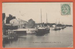 D17 - ILE D'OLÉRON - BOYARDVILLE - LE PORT - Bateaux - Train - Ile D'Oléron